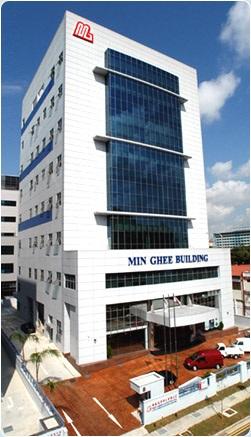 Min Ghee Building