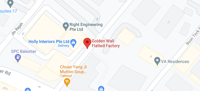 Location of office